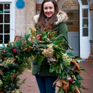 Giant Wreath-christmas