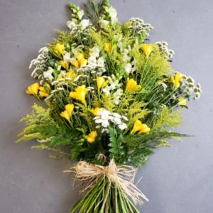 Yellow Freesia Sheaf