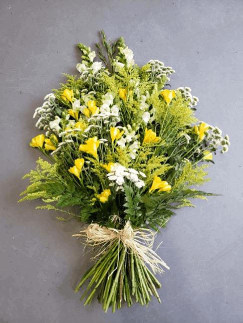 Yellow Freesia Sheaf