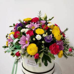 florist choice hat box